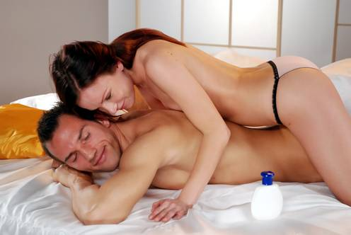 "The best sex lubricants prolong sex and keep the ""pla"