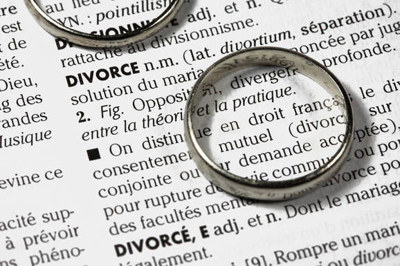 dealing with divorce and dating