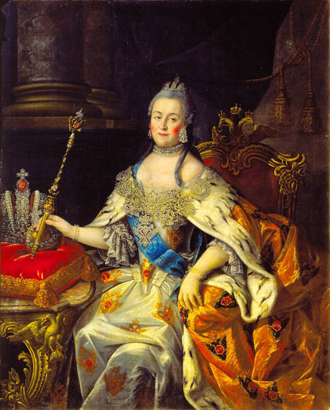 catherine the great sexual